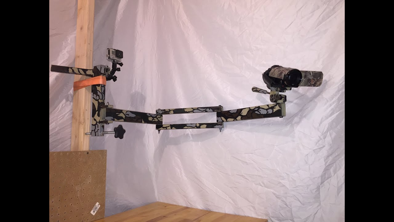 DIY Camera Arm - YouTube