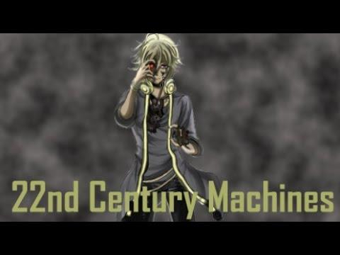 ''22nd Century Machines'' (YOHIOloid) 【Vocaloid original song】