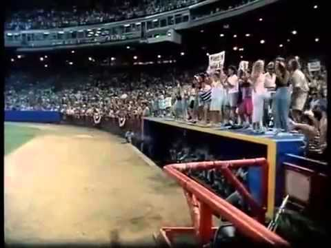 Major League (1989) - Wild thing entra in campo