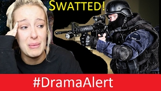 tana mongeau swatted dramaalert mcjuggernuggets quits youtube jacksfilms vitaly scarce