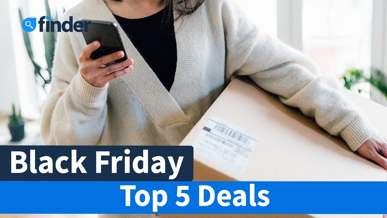 Top 5 best black Friday deals 2020 - Finder Australia