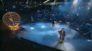 Monserrat Caballe- Hijo de la luna(Actuación de Monserrat Caballé en el Especial