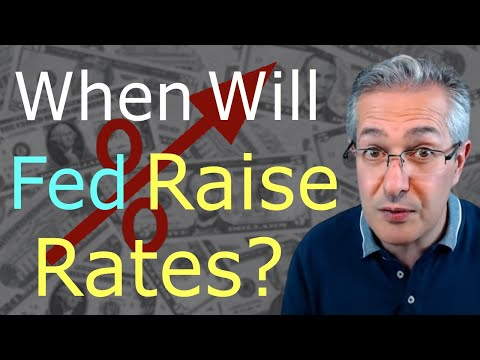 When Will The Fed Raise Interest Rates?