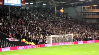 FULHAM 2-5 DERBY COUNTY | Rams Fans Out In Force At Fulham