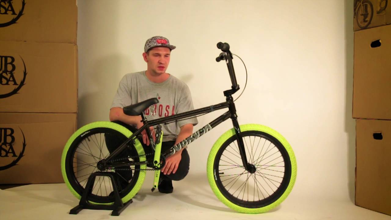 Subrosa Altus complete bike explained and review - YouTube