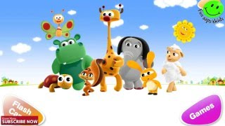 Learn shapes,words ,numbers ! First Words - by BabyTV