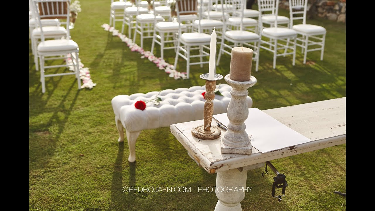 Tendencias Bodas decoración