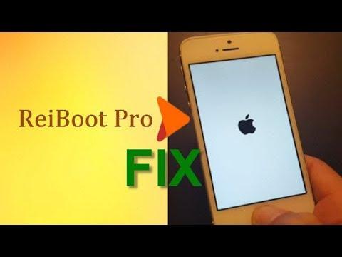 ReiBoot Pro - Fix IPhone Stuck In Apple Logo In One Click