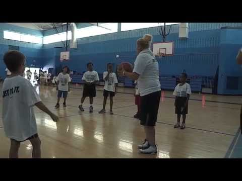 DANNY GREEN BASKETBALL CAMP - JULY 20, 2015