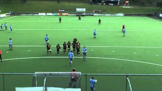 Goals from Capital vs Northland men Round Three, Ford National Hockey League