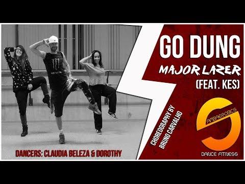 Major Lazer - Go Dung (feat. Kes) (Choreography)