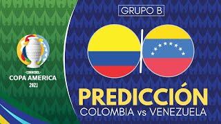 COLOMBIA vs VENEZUELA | Copa America 2021 - Previa, Prediccion y Pronósticos [En Vivo]