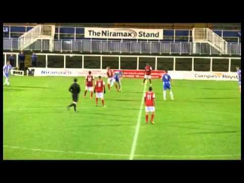 Hartlepool United FC Youth Team v Fleetwood 2012 FA Cup Part 2You Tube