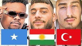 (INFO VIDEO) SVENSKA RAPPERS NATIONALITET! (Dree Low, Yasin, Greekazo, Sinan)