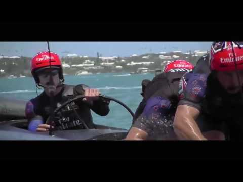 """Humming Along"" - Celebrating ETNZ's America's Cup Success"