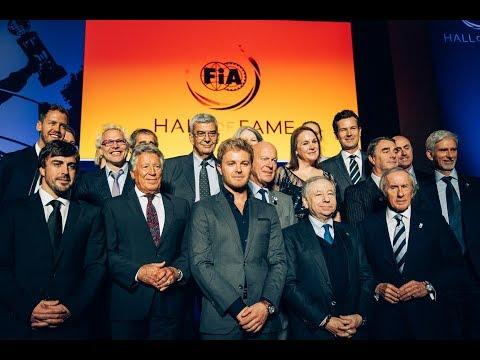 THE HISTORIC NIGHT AT F1 HALL OF FAME W/ PROST, SENNA FAMILY & F1 LEGENDS   NICO ROSBERG   VLOG