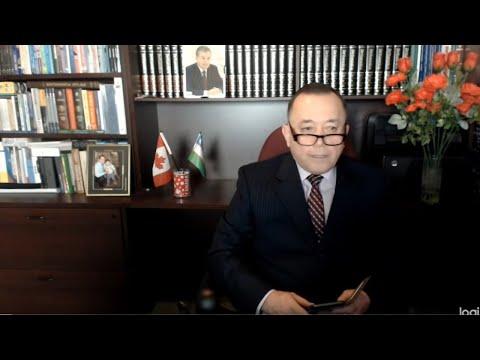 """Исмат Хушев: """"Юзма юз"""" (3) Бугун Назир Ражабовнинг туғилган куни  09.04.2020"""