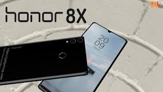 Honor 8X Release Date, Price, Official Look, Specifications, Features, Launch, Trailer, First Look