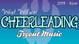 Cheer Tryout Music 2014