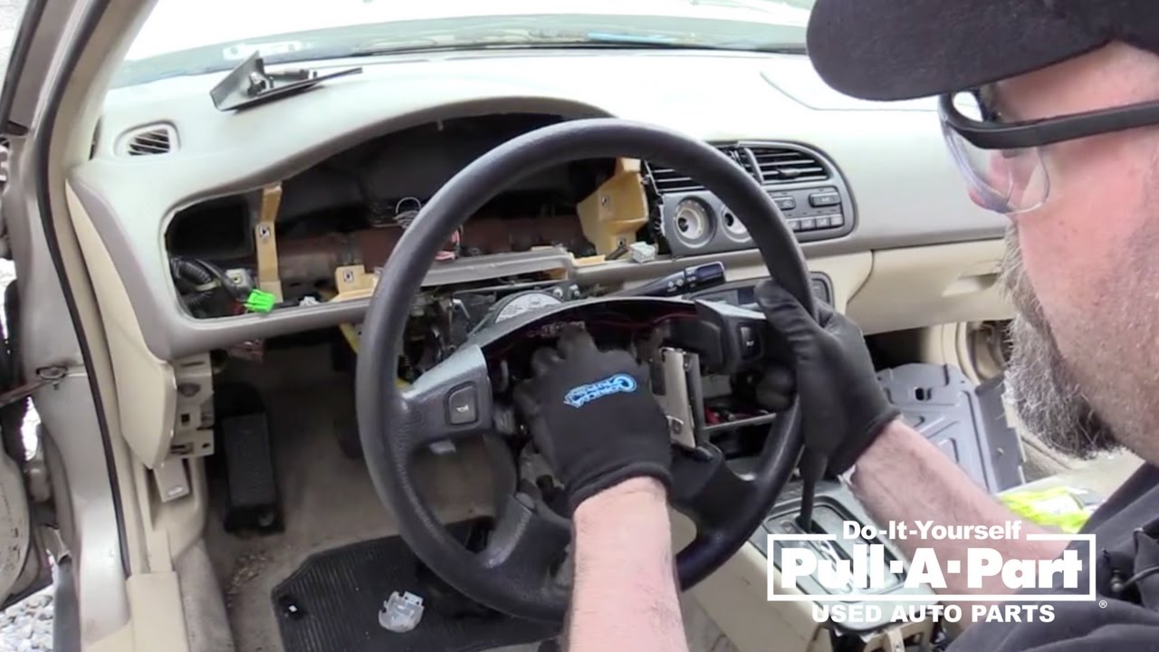 hight resolution of 1997 2002 honda accord steering wheel removal guide