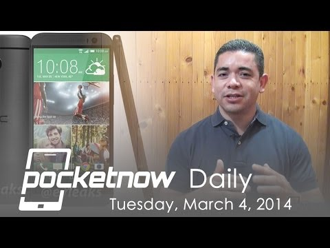 iPhone 6 display with no bezels leaks, HTC M8 video, Microsoft Cortana & more - Pocketnow Daily