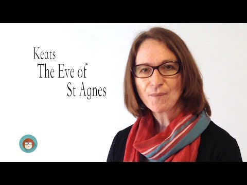 Keats - The Eve of St Agnes