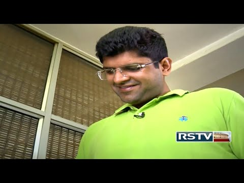 Dushyant Chautala on It's My Life