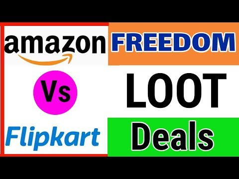 Amazon Freedom Sale 2018   Flipkart The Big Freedom Sale   Discounts,Offer Full Details[Hindi] from YouTube · Duration:  6 minutes 7 seconds