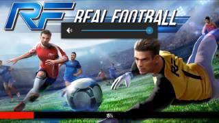 vuclip Real Football - Nova versão OFFLINE do jogo de futebol da Gameloft
