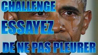 CHALLENGE ESSAYEZ de NE PAS PLEURER (Inside TV)