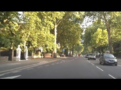 Driving in London - Holborn to Oval Quarter