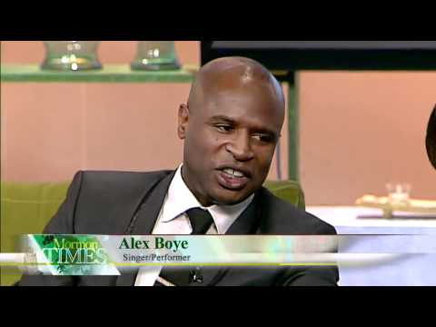 Mormon Times: Inspiring Conversion of Alex Boye