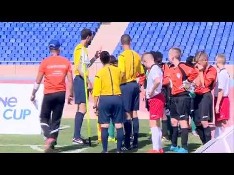 Poland vs Saudi Arabia - Ranking Match 25/26 - Full Match - Danone Nations Cup 2015