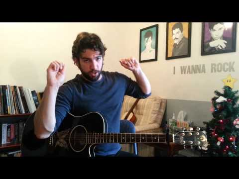 Lady Gaga - Venus (Guitar Chords & Lesson) By Shawn Parrotte