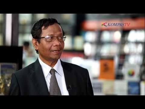 Dunia Pendidikan bagi Mahfud MD - A Day With eps Mahfud MD