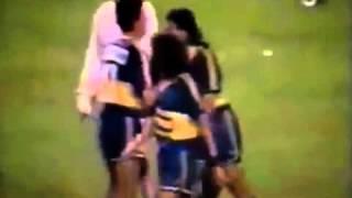 Gol de Maradona (Boca vs Sevilla - 1992)