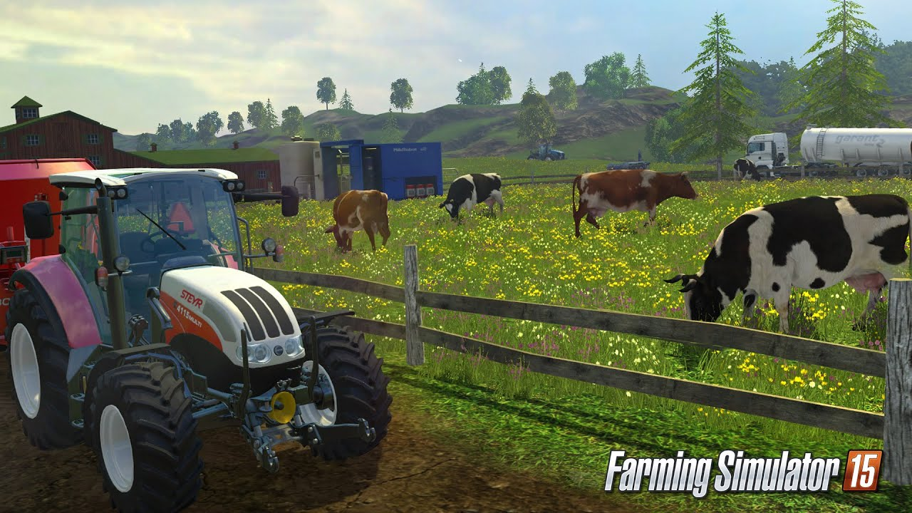 Download Farming Simulator 15 [100 érme összegyűjtése] Gold Coin Challenge Timelapse