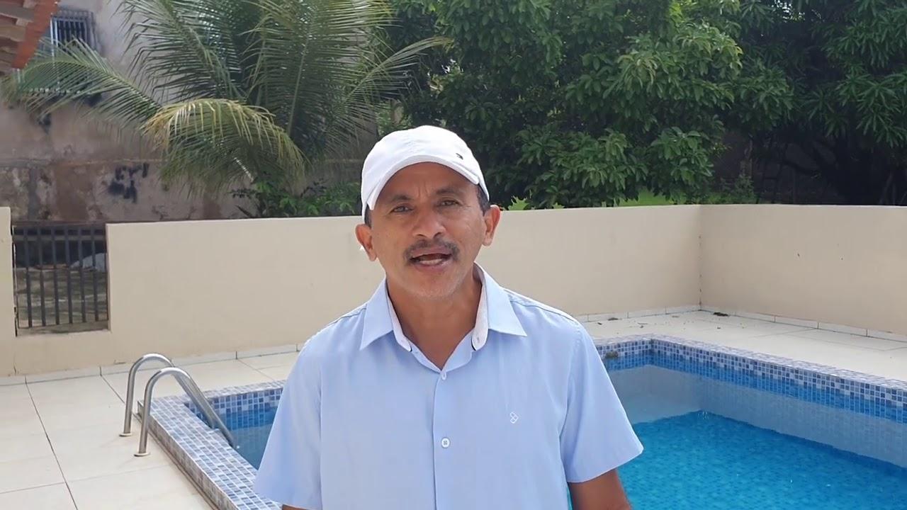 Manoel Gomes Caneta Azul na PISCINA CANTA ELA NÃO DEIXA 😍😍😍😍✍✍🧢