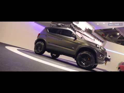 Chevrolet Niva Concept (2015 model year) - Шевроле Нива Концепт (2015 модельный год)