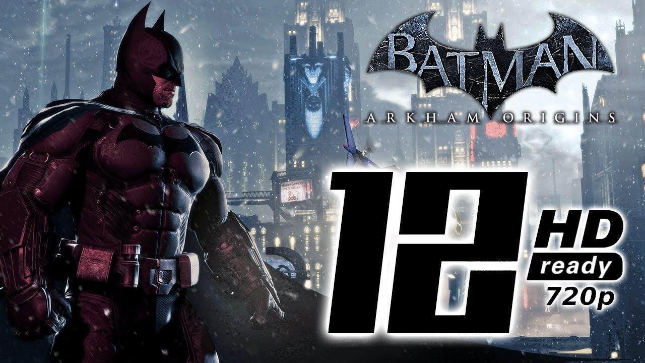 Batman Arkham Origins - Batman: Arkham Origins - Story ...