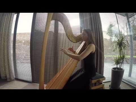 Somewhere Over the Rainbow- Elinor Nicholson Harp