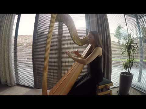 Somewhere Over the Rainbow- Elinor Nicholson Harp