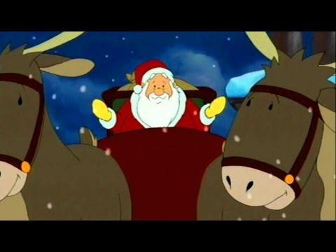 On a volé les rennes du Père Noël | Dessin animé spécial Noël (HD)