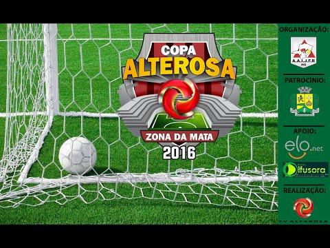 Final da Copa Alterosa - Rochedo X N.E. São João Nepomuceno