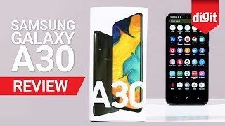 Samsung Galaxy A30 Review | Digit.in