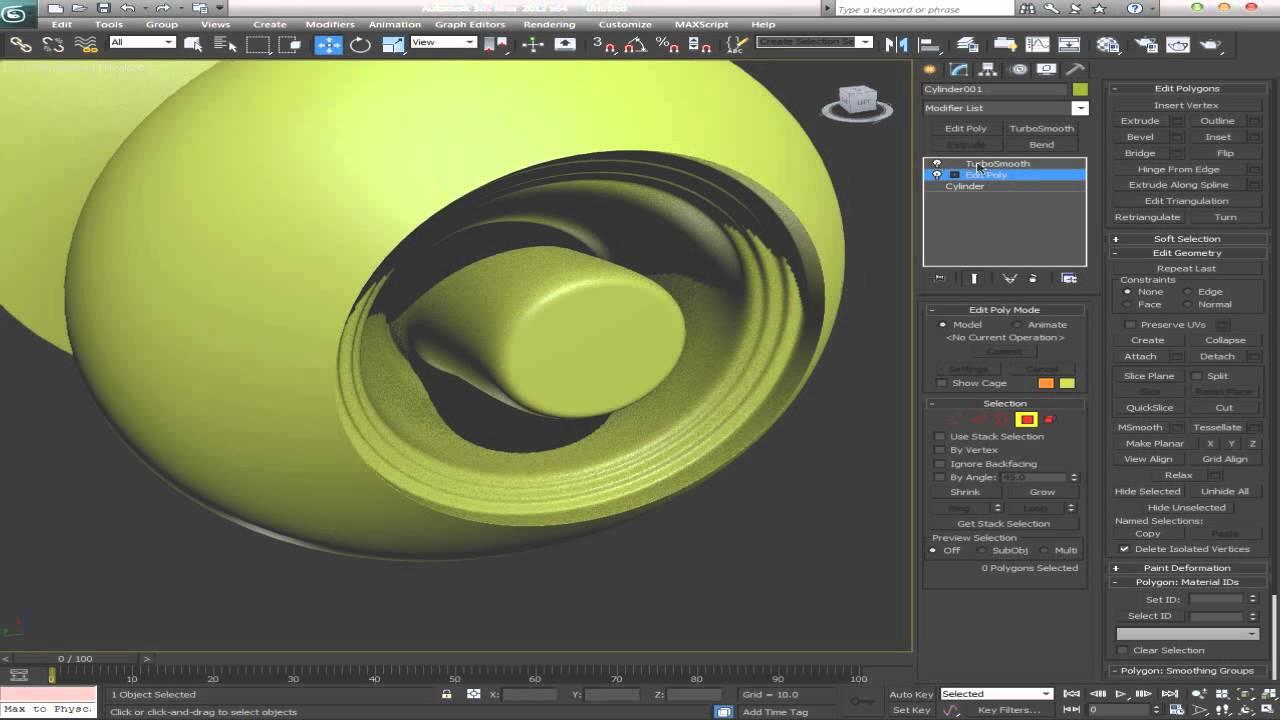 Chapa De Una Puerta En 3d Estudio Max Speed Mode V Ray