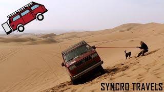 Campen in der Wüste | Kawir Iran | Roadtrip nach Indien #25