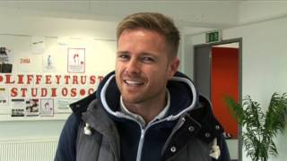 Karen Hickey Inspire Fitness in aid of the Ross Nugent Foundation Nicky Byrne Shout Out.mov