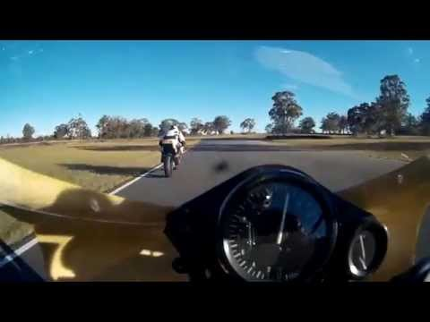P6 250cc Race 4 - Onboard with Simon - Master of Morgan Park 2015