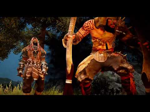 BLACK DESERT ONLINE_South East Asia (SEA)_Wizzard_Fight with Bandit Leader (Boss Biraghi)_JengDeng
